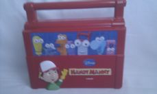 Rare Disney 'Handy Manny' Construction Educational Laptop